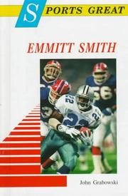 Cover of: Sports great Emmitt Smith