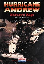 Cover of: Hurricane Andrew: nature's rage