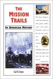Cover of: The mission trails in American history