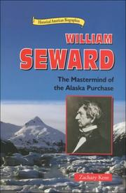 Cover of: William Seward | Zachary Kent