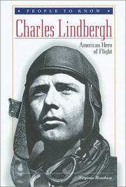 Cover of: Charles Lindbergh