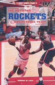Cover of: Houston Rockets Basketball Team (Great Sports Teams)