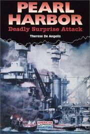 Cover of: Pearl Harbor: deadly surprise attack