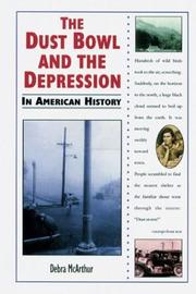 Cover of: The dust bowl and the Depression in American history