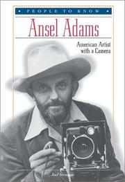 Cover of: Ansel Adams