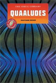 Cover of: Quaaludes (The Drug Library)