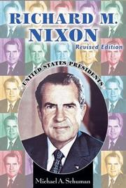 Richard M. Nixon by Michael Schuman