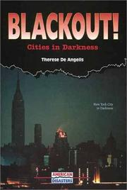 Cover of: Blackout!: Cities in Darkness (American Disasters)