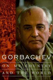 Cover of: Gorbachev