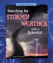 Cover of: Searching for Stormy Weather With a Scientist (I Like Science) |