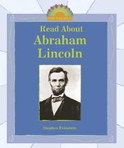 Cover of: Read about Abraham Lincoln