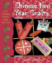 Cover of: Chinese New Year Crafts
