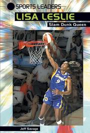 Cover of: Lisa Leslie: Slam Dunk Queen (Sports Leaders)