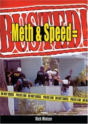 Cover of: Meth & Speed = Busted!