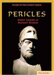 Cover of: Pericles | Don Nardo