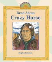 Cover of: Read About Crazy Horse (I Like Biographies!)