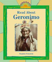 Cover of: Read about Geronimo