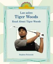 Cover of: Lee Sobre Tiger Woods/ Read About Tiger Woods (I Like Biographies! (Bilingual))