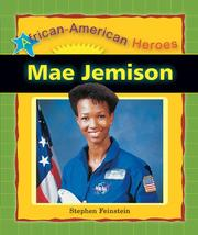 Cover of: Mae Jemison (African-American Heroes)