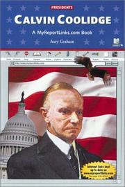 Cover of: Calvin Coolidge | Amy Graham