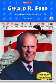 Cover of: Gerald R. Ford