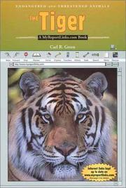 Cover of: The tiger