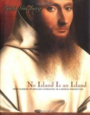Cover of: No island is an island