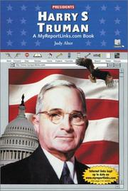 Cover of: Harry S Truman