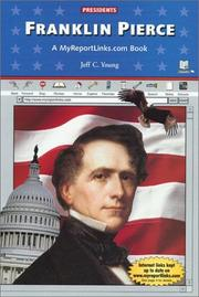 Cover of: Franklin Pierce