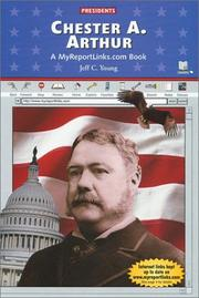Cover of: Chester A. Arthur