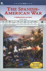 Cover of: The Spanish-American War (U.S. Wars)