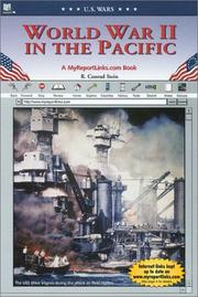 Cover of: World War II in the Pacific (U.S. Wars)