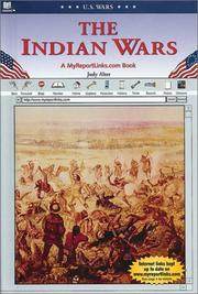 Cover of: The Indian Wars (U.S. Wars)