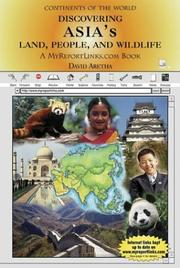 Cover of: Discovering Asia's land, people, and wildlife