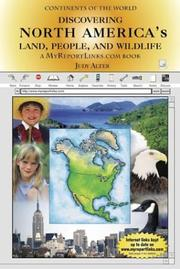 Cover of: Discovering North America's land, people, and wildlife