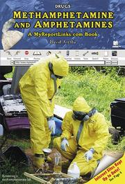 Cover of: Methamphetamine And Amphetamines (Drugs)