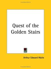 Cover of: The quest of the golden stairs