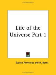 Cover of: Life of the Universe, Part 1