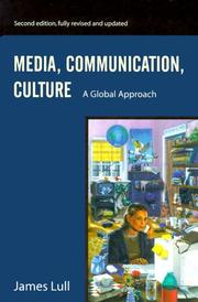 Cover of: Media, communication, culture