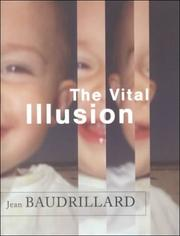 Cover of: The vital illusion