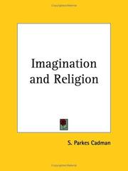Cover of: Imagination and Religion