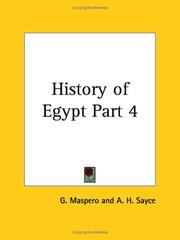 History of Egypt, Part 4