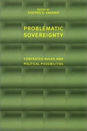 Cover of: Problematic Sovereignty