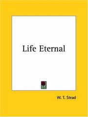Cover of: Life Eternal