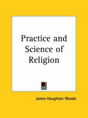 Practice and Science of Religion