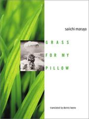 Cover of: Grass For My Pillow