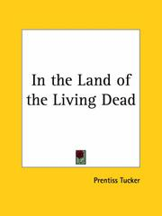 Cover of: In the land of the living dead