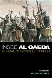 Cover of: Inside Al Qaeda | Rohan Gunaratna