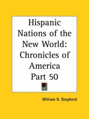Cover of: Hispanic Nations of the New World