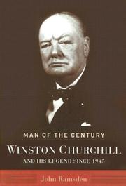 Cover of: Man of the century